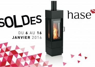 Du 6 au 16 janvier les soldes Hase à Lille