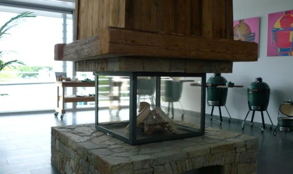 chemin es art du feu. Black Bedroom Furniture Sets. Home Design Ideas