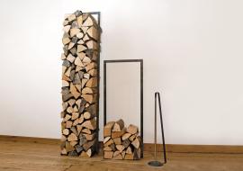 Accessoire Raumgestalt Réserve à bois