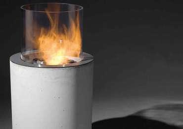 Avez-vous pensé à l'éthanol pour votre terrasse?